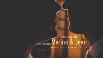 Marina + Jean