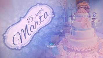 Marta | 15 Anos