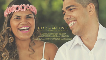 Thais + Antonio