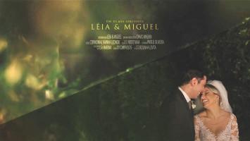 Léia + Miguel